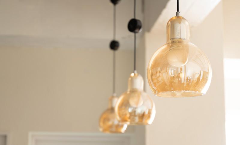 一般家庭用照明器具取り付け